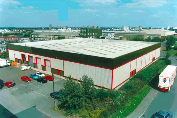 West Point Enterprise Park, Trafford Park