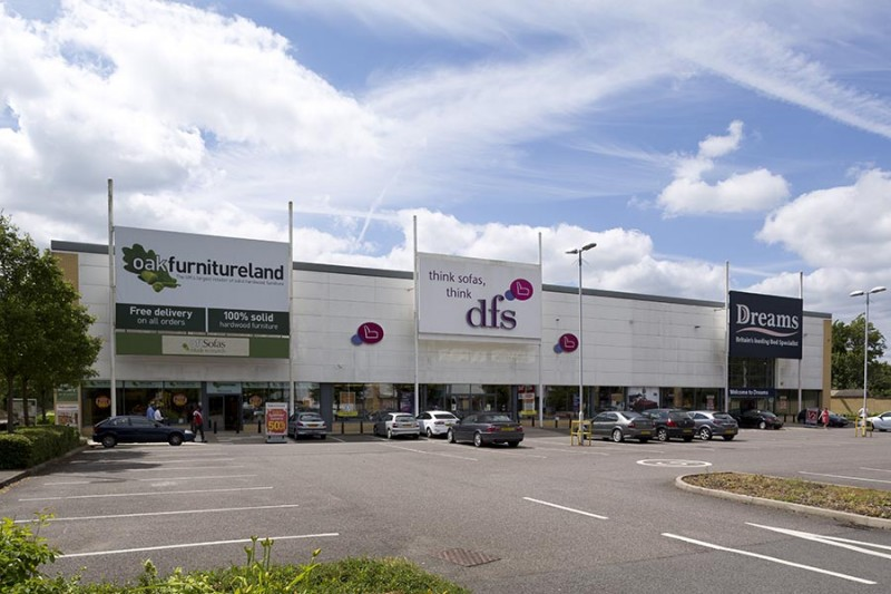 Colne Valley Retail Park, Watford