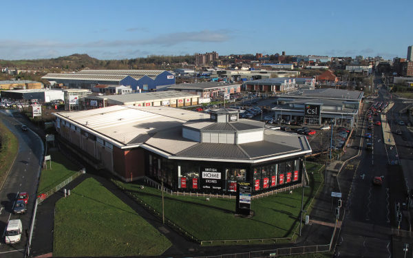 Octagon Retail Park, Stoke-on-Trent